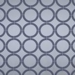 Edison Fabric Circles EDN80697128 or EDN 8069 71 28 By Casadeco